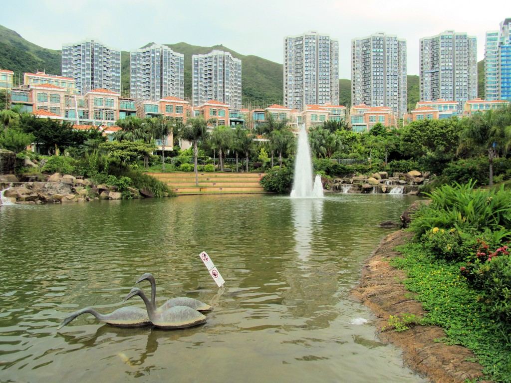 Discovery Bay nature, Hong Kong