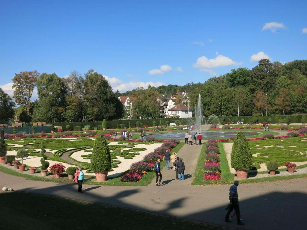 Schlosspark Luswigsburg