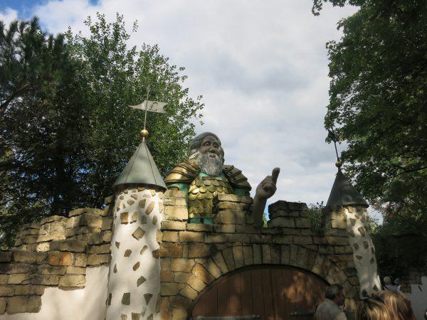 Ludwigsburger Märchenwald - David & Goliath