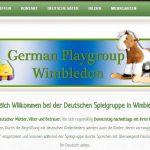 Deutsche Spielgruppe Wimbledon – Südwest London