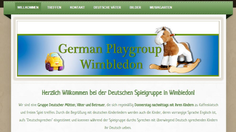 Deutsche Spielgruppe Wimbledon in South West London
