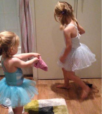 Ballettkinder