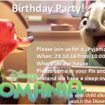 Geburtstagsparty für sechsjährige Tochter