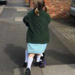 Das erste Schuljahr in London