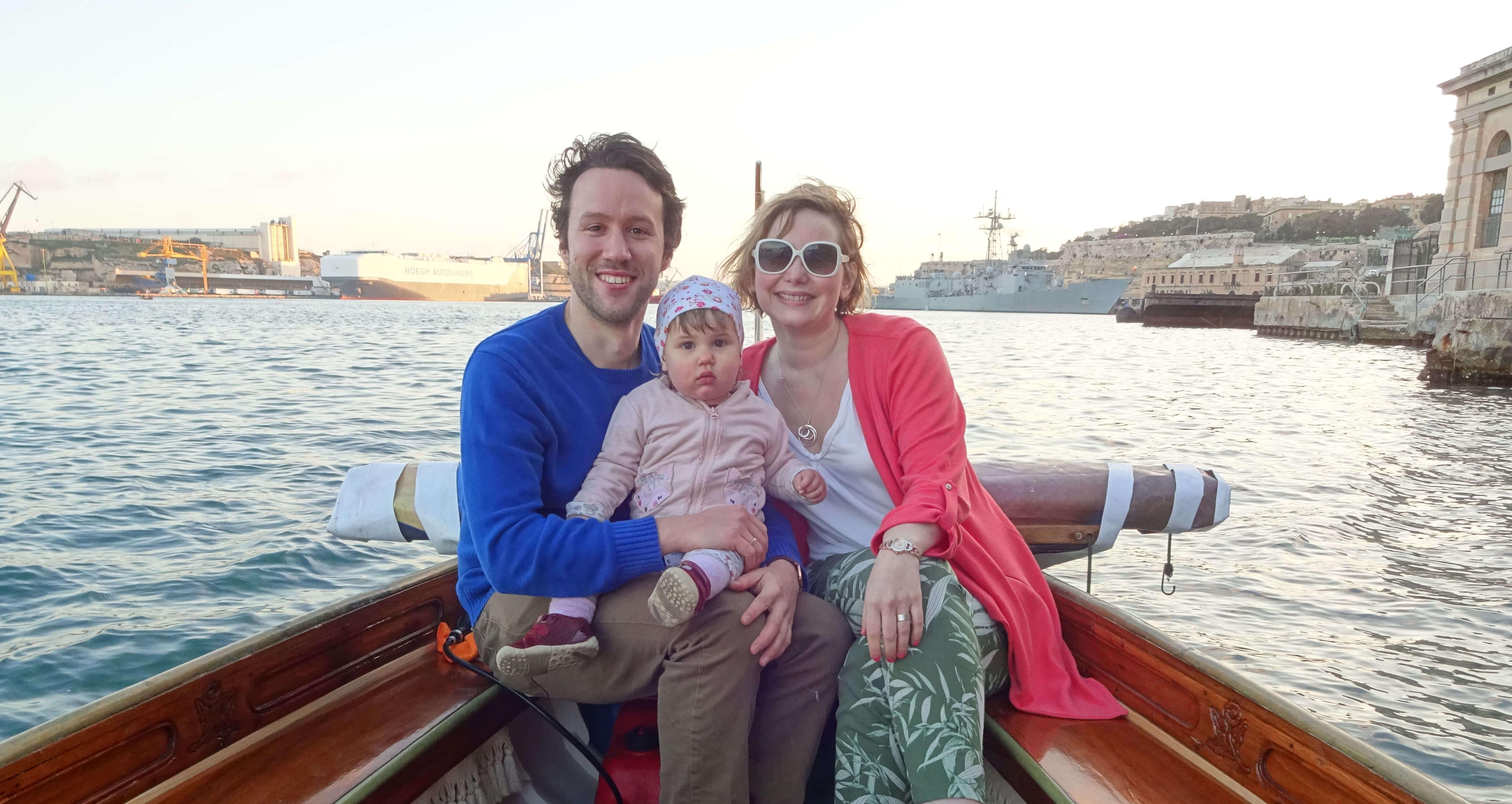 Eine österreichische Familie in England